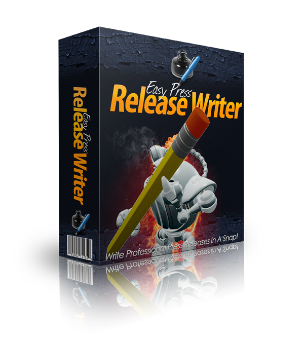 Easy Press Release Writer Software