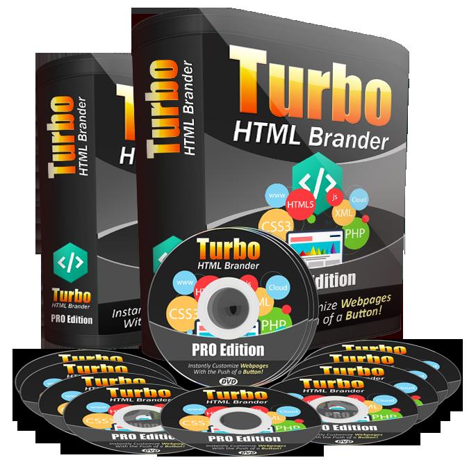 HTML Brander Pro