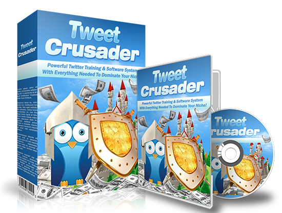 Tweet Crusader Software